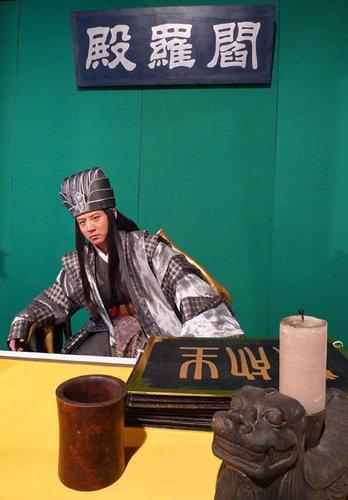 嘻哈包袱铺玩转《七仙女2》 高晓攀变身阎王爷