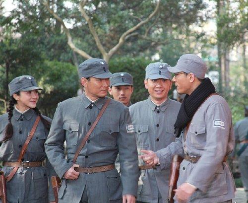 《等到胜利那一天》古装一哥焦恩俊变身战士
