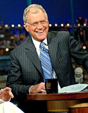 法官拒绝撤销CBS制作人敲诈大卫·莱特曼案