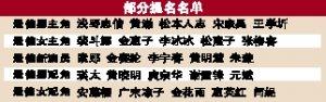 亚洲电影大奖提名公布 李宇春入围最佳新人奖