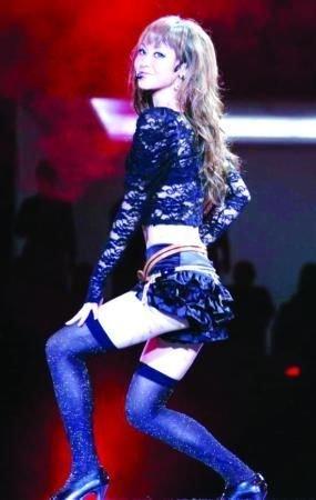 黄圣依的假唱嘉宾内幕 竟是舞蹈演员(图)