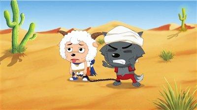 《喜羊羊2》29日上映 被赞有周星驰电影的味道