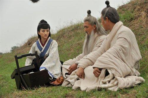 刘心刚执导《孙子大传》 景甜首演春秋女性(图)