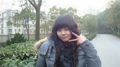 """""""与JAY同型50强""""——陈兰"""