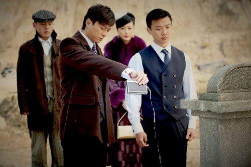 《江湖绝恋》打破传统模式 演绎时尚年代戏