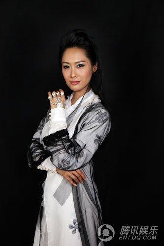 《越光宝盒》角色介绍:朱茵饰紫霞