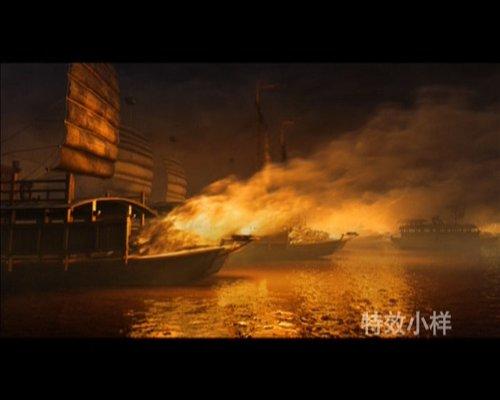 《三国》首版特效成片曝光 模仿赤壁痕迹严重