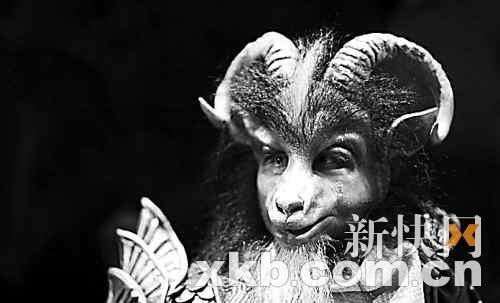 """新《西游记》公开造型 妖怪""""好莱坞范儿"""""""