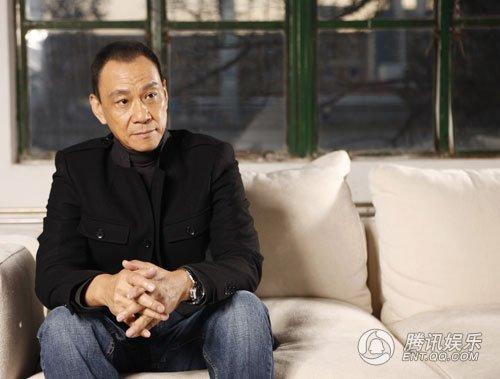 导演:《赵氏孤儿》不是古装大片 王学圻演反派