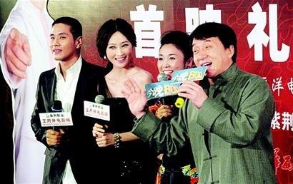 宣传《大兵小将》 成龙后悔拍《醉拳》教人打架