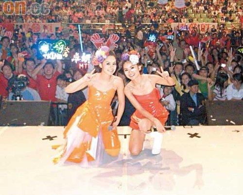 阿Sa承认Twins合体开唱 阿娇秘密录歌4月红馆见