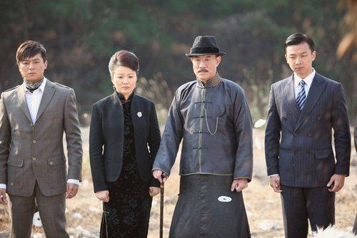 电视剧《江湖绝恋》揭女人眼中的男人江湖