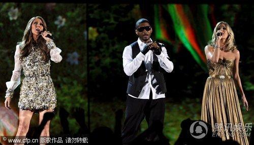 《Earth Song》3D版MV播放 特别环节致敬杰克逊