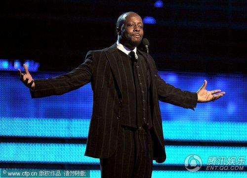 海地歌手Wyclef Jean感谢各界给海地的帮助