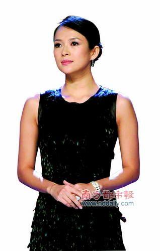 章子怡本周将公布账目 另一一线女星被牵诈捐
