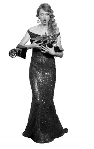 Lady GaGa Lady Grammy 第52届格莱美很MTV