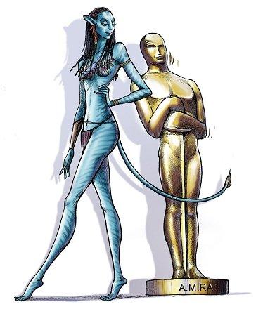 奥斯卡奖提名揭晓 《拆弹部队》打平《阿凡达》