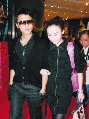 谢霆锋谈张柏芝:看着她慢慢长大她给我安全感