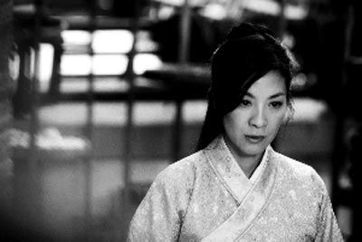 杨紫琼感慨女杀手也需要爱 真不知梁洛施要结婚