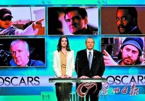 """奥斯卡公布提名 最佳影片扩容被指""""注水"""""""