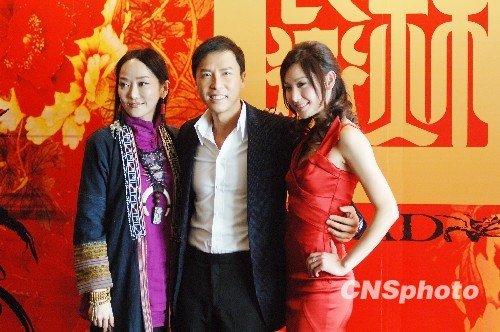 甄子丹台湾宣传《锦衣卫》 自曝是床上功夫之王