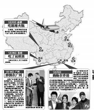 """《孔子》宣传走遍全国 数孔子师徒的""""吃喝""""路"""