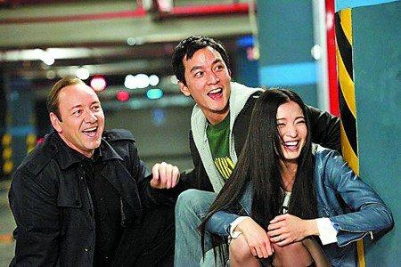"""奥斯卡影帝凯文·史派西在广州的""""活宝""""生活"""