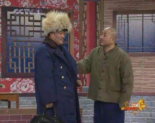 央视春晚赵本山小品《捐助》 网友批广告太多