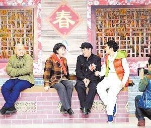 """虎年春晚很""""阿凡达"""" 赵本山小品玩植入(组图)"""