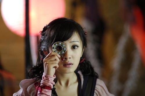 杨幂原版演雪见 《仙剑3》江苏卫视今日开播