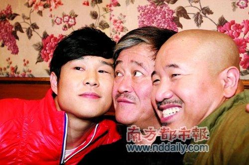 金越:王菲赵本山上春晚越多期待,越多非议