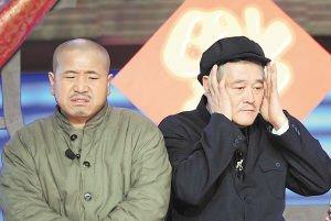 """网友票选央视春晚""""最烂"""" 赵本山变最烂王"""