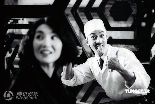 """吴彦祖曝幕后花絮 与张曼玉演出""""一夜情"""""""