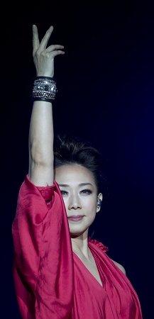 在沪举行个唱 林忆莲:上海的朋友,我回来了!