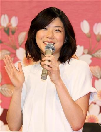 上野树里出演明年大河剧《江~公主们的战国》