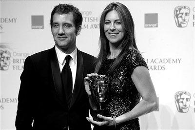 卡梅隆英伦被前妻击败 《拆弹部队》拿6项大奖