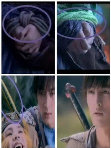 """《仙剑3》穿帮镜头一箩筐 胡歌越""""雷""""越红?"""