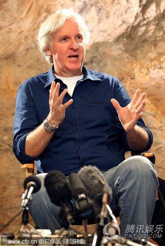 《阿凡达》取20亿美元票房 卡梅隆要拍《圣地》