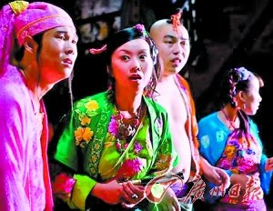 中国史上最牛贺岁档结束 《阿凡达》卷走10亿