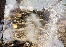 贝里硫(Peleliu)登陆战