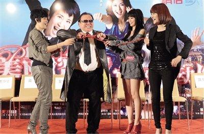 《美丽密令》4月初上映 阿Sa为Twins向王晶邀戏