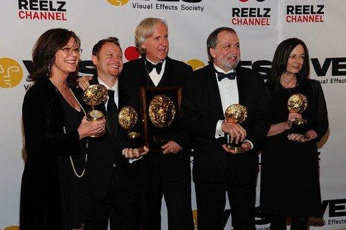 美国视觉效果协会奖揭晓 《阿凡达》获6项大奖