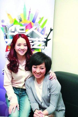 曾宝仪首次与母亲同上综艺节目 称还没结婚冲动