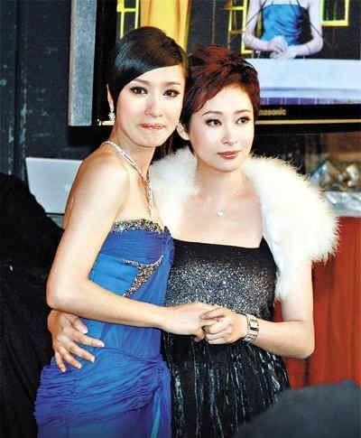 杨怡火速上位登TVB一姐 亲姐沾光变性感花旦