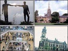 英国文化之城决选名单揭晓