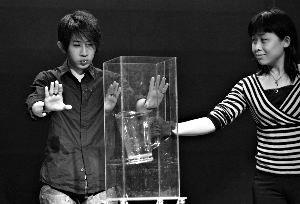 刘谦:没从春晚广告中获利 魔术只借鉴无抄袭