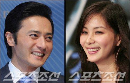 韩国巨星张东健宣布佳期 和高小英5月2日完婚