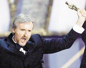 奥斯卡重锤出击救收视 外媒揣测卡梅隆获奖感言
