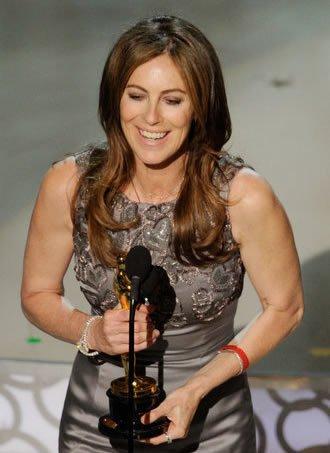 奥斯卡最佳导演奖首颁女性 比奇洛立下里程碑