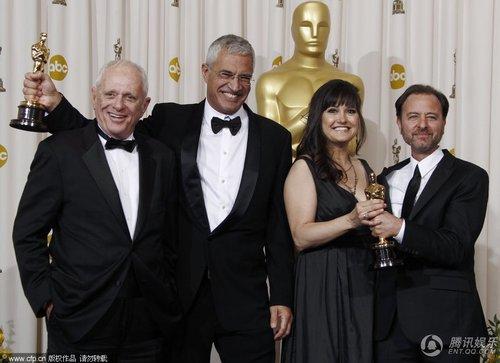 详讯:《海豚湾》获得最佳纪录长片奖